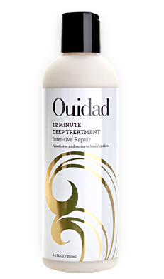 Repair Your Hair with Ouidad Ouidad 12 Minute Deep Treatment