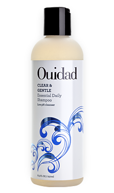 Ouidad Clear & Gentle Clarifying Shampoo