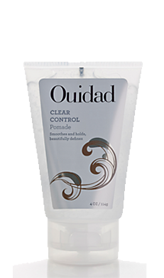 Ouidad Clear Control FInishing Pomade for Defining Curls and Softening Curly Hair