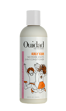 Ouidad KRLY No More Knots Detangling Conditioner for Kids with Curly Hair