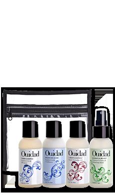 Ouidad Curl Essentials Starter Kit