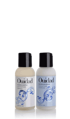 Clear & Gentle Shampoo - Balancing Rinse Conditioner Stocking Stuffer Duo
