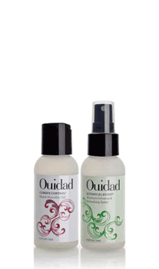 Climate Control Gel & Botanical Boost Conditioning Spray Stocking Stuffer Duo