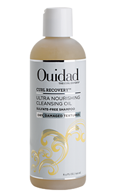 Curl Recovery Ultra-Nourishing Cleansing Oil