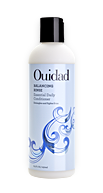 Ouidad Balancing Rinse Lightweight Conditioner for Detangling Fine Curly Hair