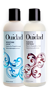Moisture Lock-Climate Control Duo - Nourish curls and tame frizz