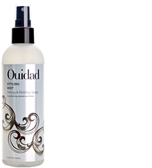 Ouidad Styling Mist Spray for Setting Curls and Holding Curly Hair