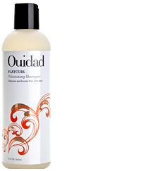 Ouidad PlayCurl Volumizing Shampoo for Boosting Limp Curly Hair