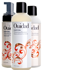 Ouidad PlayCurl Curl-Volumizing Collection for Boosting Fine, Limp Curly Hair