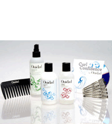 Curl Confidence Kit - Condition, revive, and style curly hair